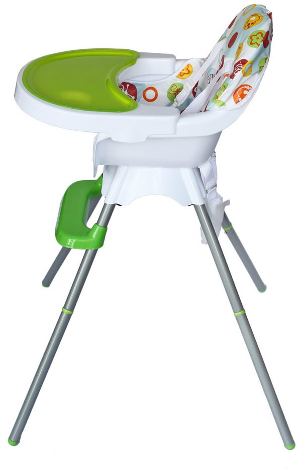 Deluxe 3 In 1 Highchair - Green-175