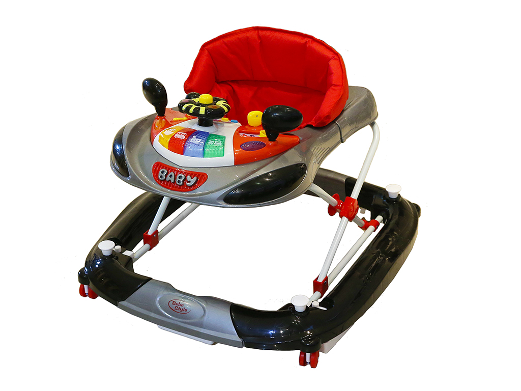 Baby Walker - Racing Car+Rocker-411