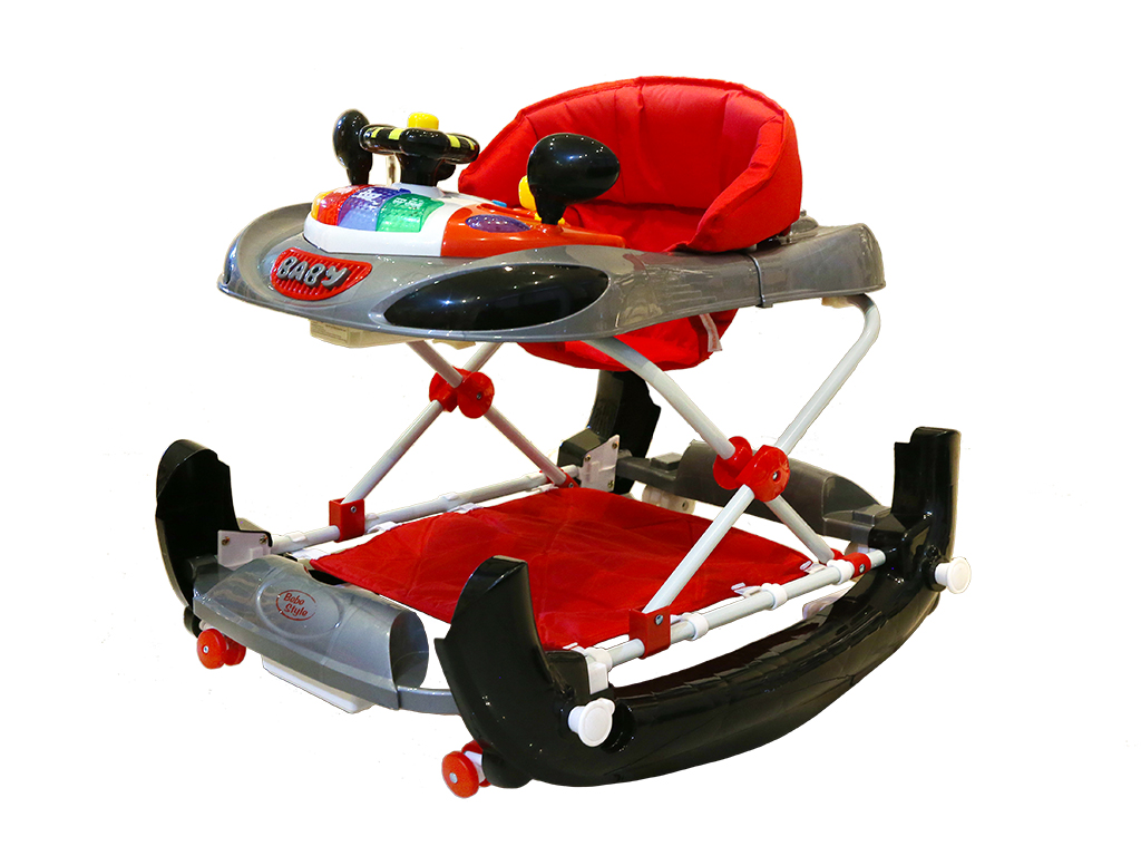 Baby Walker - Racing Car+Rocker-410